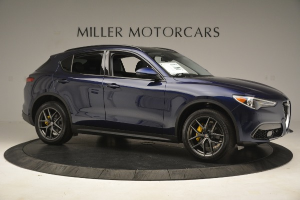 New 2019 Alfa Romeo Stelvio Sport Q4 for sale $49,940 at Maserati of Greenwich in Greenwich CT 06830 10