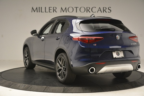 New 2019 Alfa Romeo Stelvio Sport Q4 for sale $49,940 at Maserati of Greenwich in Greenwich CT 06830 5