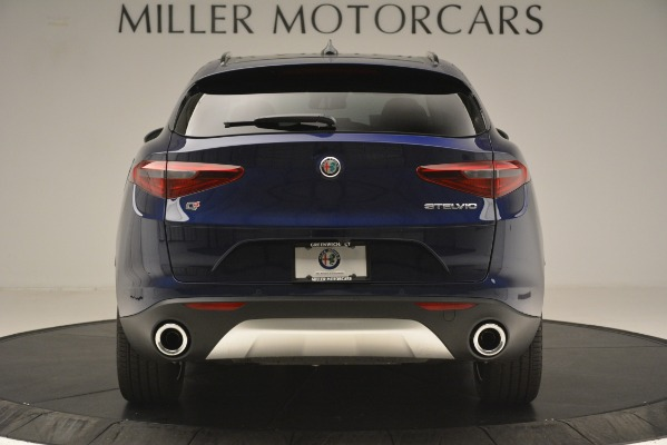 New 2019 Alfa Romeo Stelvio Sport Q4 for sale $49,940 at Maserati of Greenwich in Greenwich CT 06830 6