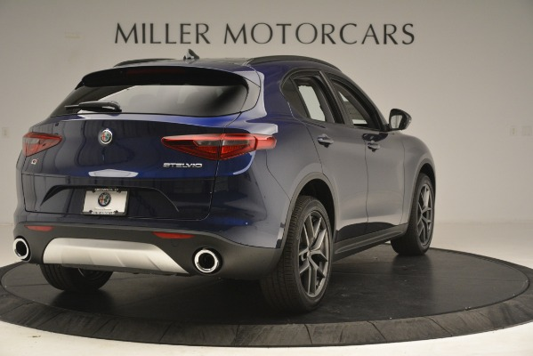 New 2019 Alfa Romeo Stelvio Sport Q4 for sale $49,940 at Maserati of Greenwich in Greenwich CT 06830 7