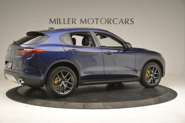 New 2019 Alfa Romeo Stelvio Sport Q4 for sale $49,940 at Maserati of Greenwich in Greenwich CT 06830 8