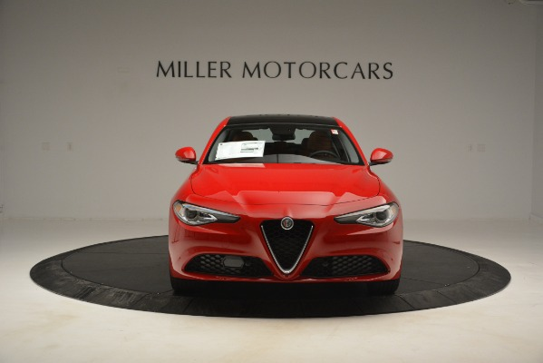 New 2019 Alfa Romeo Giulia Q4 for sale Sold at Maserati of Greenwich in Greenwich CT 06830 12