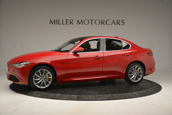 New 2019 Alfa Romeo Giulia Q4 for sale Sold at Maserati of Greenwich in Greenwich CT 06830 2