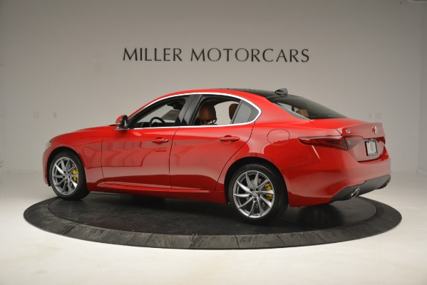 New 2019 Alfa Romeo Giulia Q4 for sale Sold at Maserati of Greenwich in Greenwich CT 06830 4