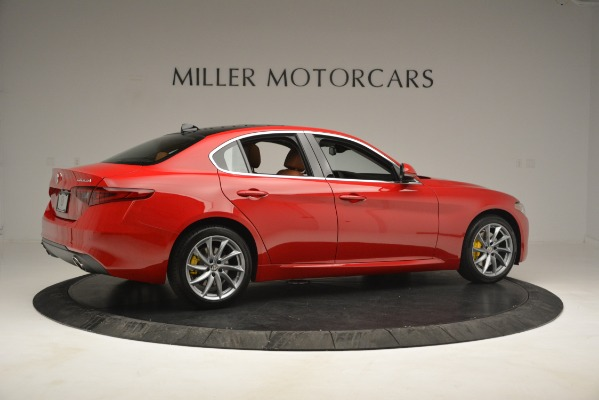 New 2019 Alfa Romeo Giulia Q4 for sale Sold at Maserati of Greenwich in Greenwich CT 06830 8