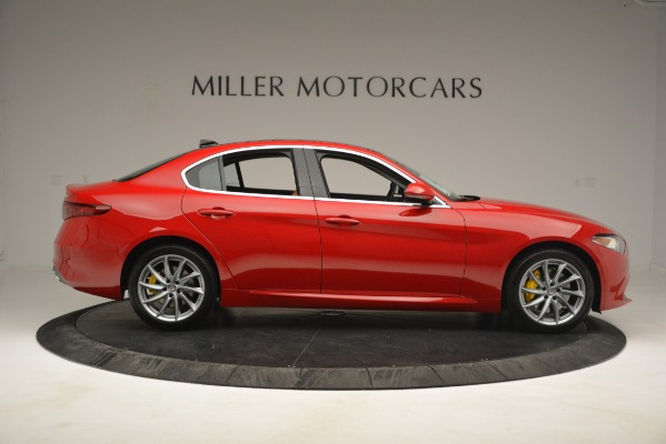 New 2019 Alfa Romeo Giulia Q4 for sale Sold at Maserati of Greenwich in Greenwich CT 06830 9