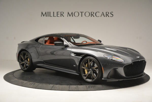 Used 2019 Aston Martin DBS Superleggera Coupe for sale $265,900 at Maserati of Greenwich in Greenwich CT 06830 10