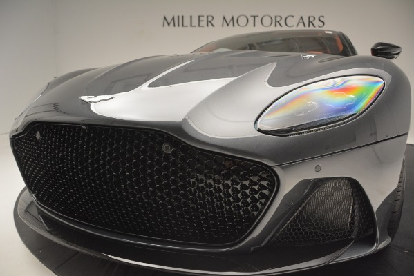 Used 2019 Aston Martin DBS Superleggera Coupe for sale $265,900 at Maserati of Greenwich in Greenwich CT 06830 14