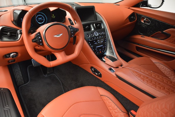 Used 2019 Aston Martin DBS Superleggera Coupe for sale $265,900 at Maserati of Greenwich in Greenwich CT 06830 19