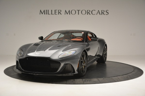 Used 2019 Aston Martin DBS Superleggera Coupe for sale $265,900 at Maserati of Greenwich in Greenwich CT 06830 2