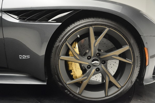 Used 2019 Aston Martin DBS Superleggera Coupe for sale $265,900 at Maserati of Greenwich in Greenwich CT 06830 23