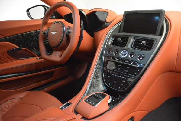 Used 2019 Aston Martin DBS Superleggera Coupe for sale $265,900 at Maserati of Greenwich in Greenwich CT 06830 24