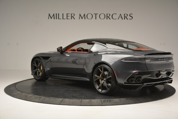 Used 2019 Aston Martin DBS Superleggera Coupe for sale $265,900 at Maserati of Greenwich in Greenwich CT 06830 4