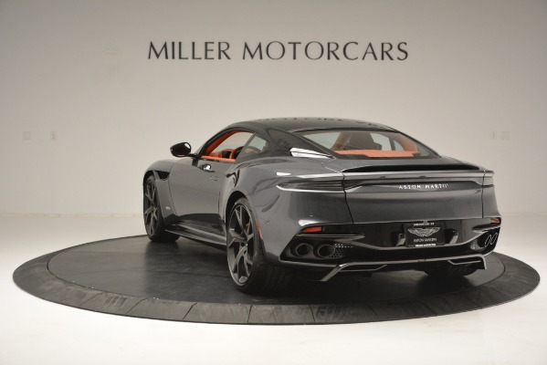 Used 2019 Aston Martin DBS Superleggera Coupe for sale $265,900 at Maserati of Greenwich in Greenwich CT 06830 5