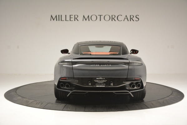 Used 2019 Aston Martin DBS Superleggera Coupe for sale $265,900 at Maserati of Greenwich in Greenwich CT 06830 6