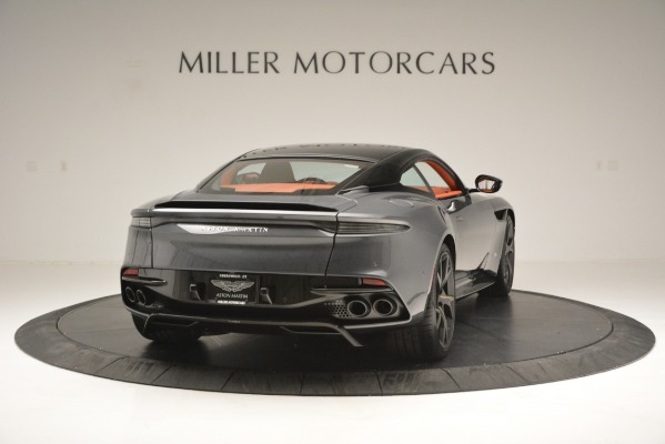 Used 2019 Aston Martin DBS Superleggera Coupe for sale $265,900 at Maserati of Greenwich in Greenwich CT 06830 7