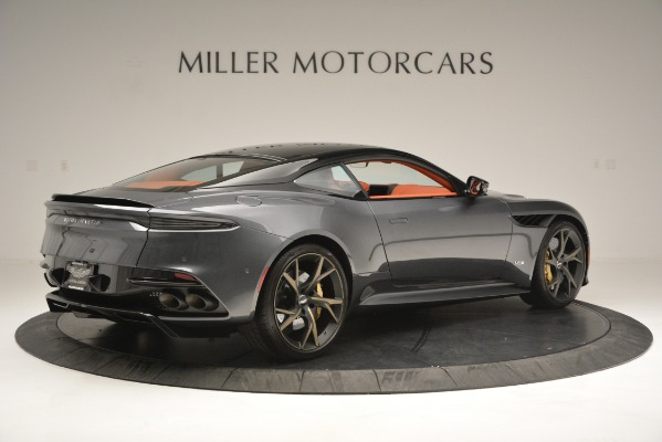 Used 2019 Aston Martin DBS Superleggera Coupe for sale $265,900 at Maserati of Greenwich in Greenwich CT 06830 8
