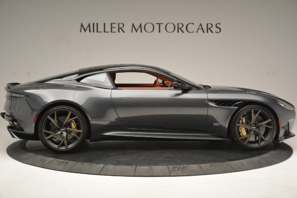Used 2019 Aston Martin DBS Superleggera Coupe for sale $265,900 at Maserati of Greenwich in Greenwich CT 06830 9
