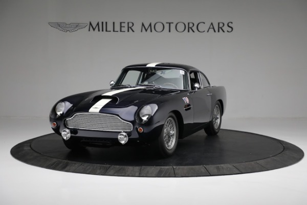 New 2018 Aston Martin DB4 GT Continuation Coupe for sale Call for price at Maserati of Greenwich in Greenwich CT 06830 12