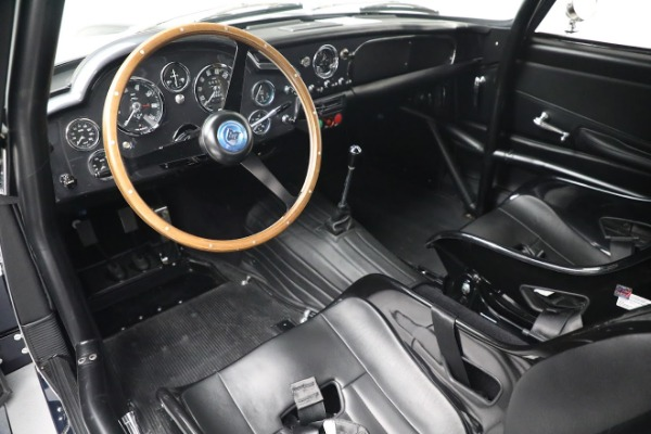 New 2018 Aston Martin DB4 GT Continuation Coupe for sale Call for price at Maserati of Greenwich in Greenwich CT 06830 13
