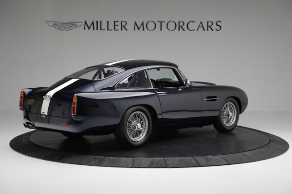 New 2018 Aston Martin DB4 GT Continuation Coupe for sale Call for price at Maserati of Greenwich in Greenwich CT 06830 7