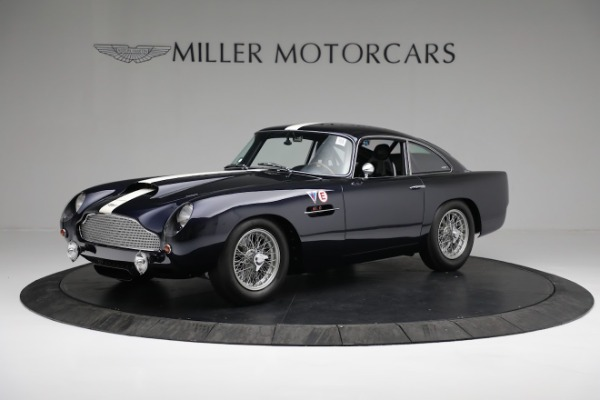 New 2018 Aston Martin DB4 GT for sale Call for price at Maserati of Greenwich in Greenwich CT 06830 1