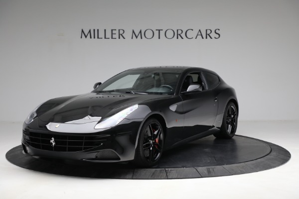 Used 2014 Ferrari FF Base for sale Sold at Maserati of Greenwich in Greenwich CT 06830 1