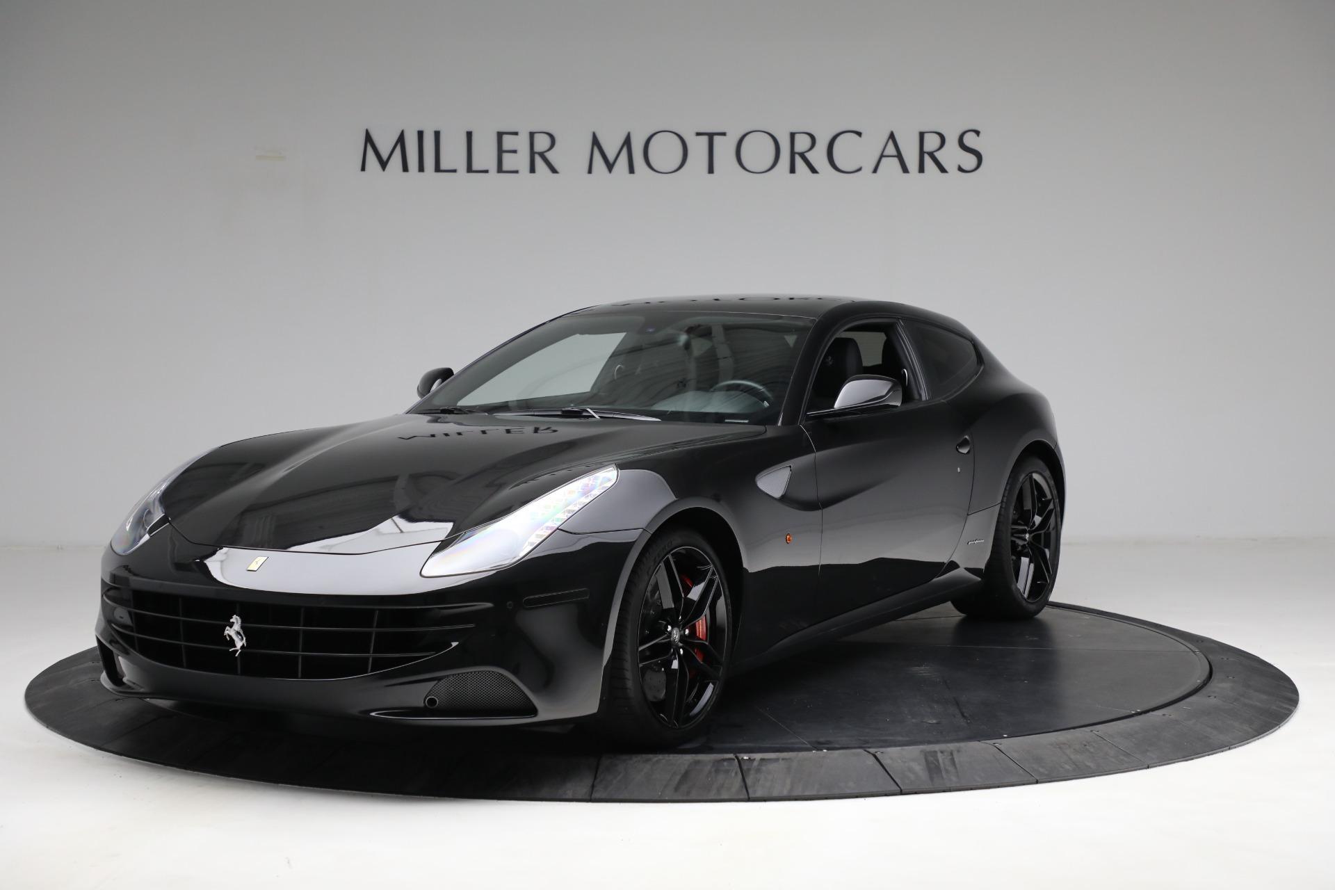 Used 2014 Ferrari FF for sale $144,900 at Maserati of Greenwich in Greenwich CT 06830 1