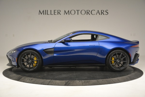New 2019 Aston Martin Vantage for sale Sold at Maserati of Greenwich in Greenwich CT 06830 3