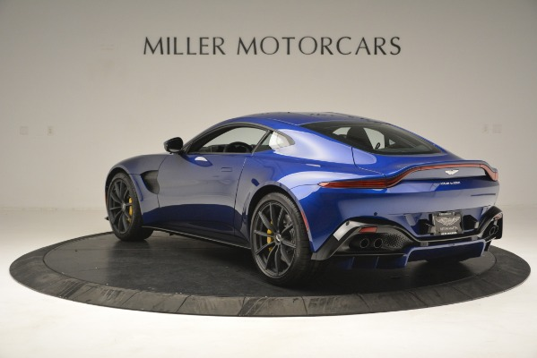 New 2019 Aston Martin Vantage for sale Sold at Maserati of Greenwich in Greenwich CT 06830 5