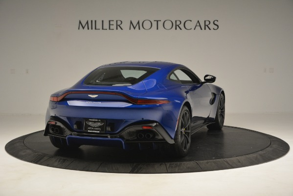 New 2019 Aston Martin Vantage for sale Sold at Maserati of Greenwich in Greenwich CT 06830 7