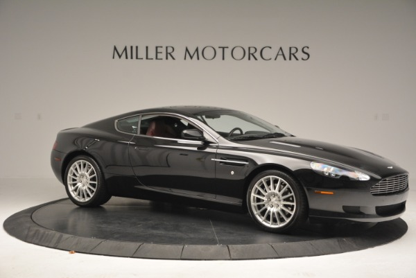 Used 2006 Aston Martin DB9 Coupe for sale Sold at Maserati of Greenwich in Greenwich CT 06830 10