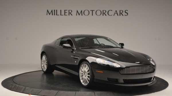 Used 2006 Aston Martin DB9 Coupe for sale Sold at Maserati of Greenwich in Greenwich CT 06830 11