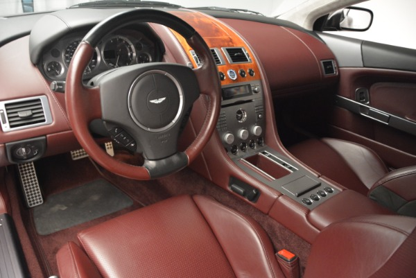 Used 2006 Aston Martin DB9 Coupe for sale Sold at Maserati of Greenwich in Greenwich CT 06830 14