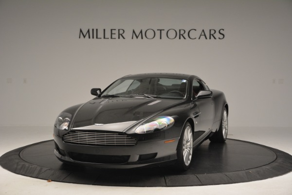 Used 2006 Aston Martin DB9 Coupe for sale Sold at Maserati of Greenwich in Greenwich CT 06830 2