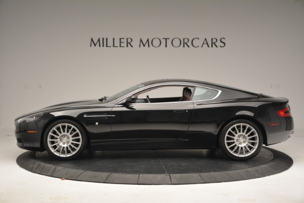 Used 2006 Aston Martin DB9 Coupe for sale Sold at Maserati of Greenwich in Greenwich CT 06830 3