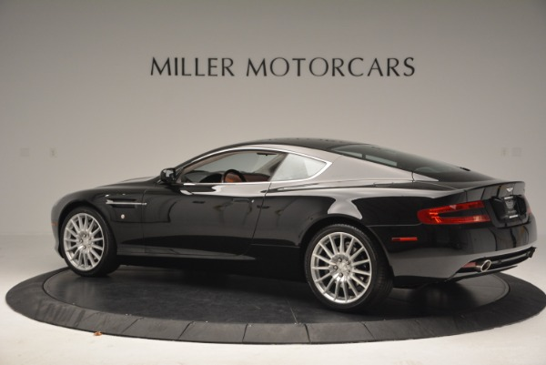 Used 2006 Aston Martin DB9 Coupe for sale Sold at Maserati of Greenwich in Greenwich CT 06830 4