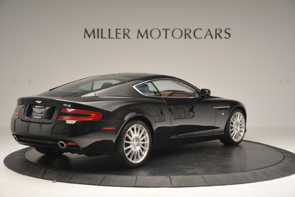 Used 2006 Aston Martin DB9 Coupe for sale Sold at Maserati of Greenwich in Greenwich CT 06830 8