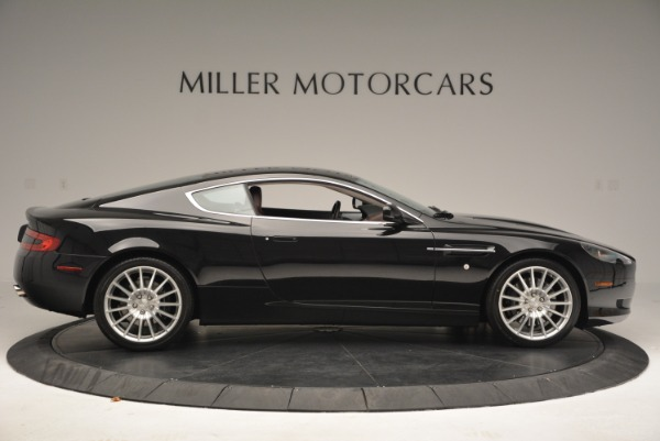 Used 2006 Aston Martin DB9 Coupe for sale Sold at Maserati of Greenwich in Greenwich CT 06830 9