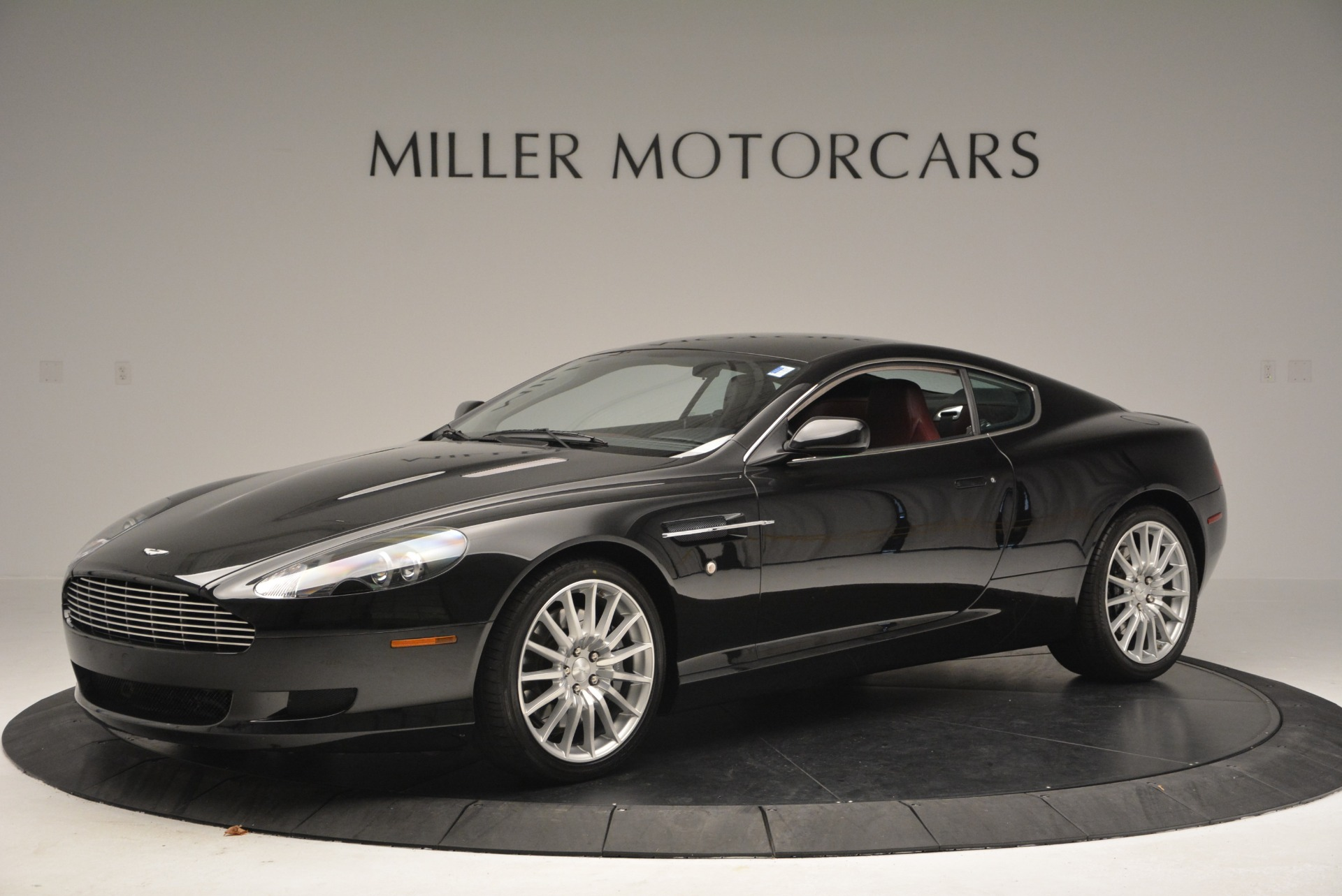 Used 2006 Aston Martin DB9 Coupe for sale Sold at Maserati of Greenwich in Greenwich CT 06830 1