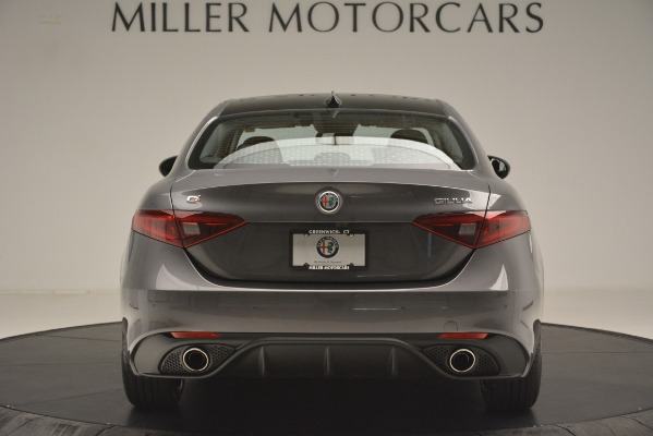 New 2019 Alfa Romeo Giulia Ti Sport Q4 for sale Sold at Maserati of Greenwich in Greenwich CT 06830 6
