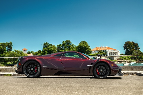 Used 2014 Pagani Huayra Tempesta for sale Call for price at Maserati of Greenwich in Greenwich CT 06830 3