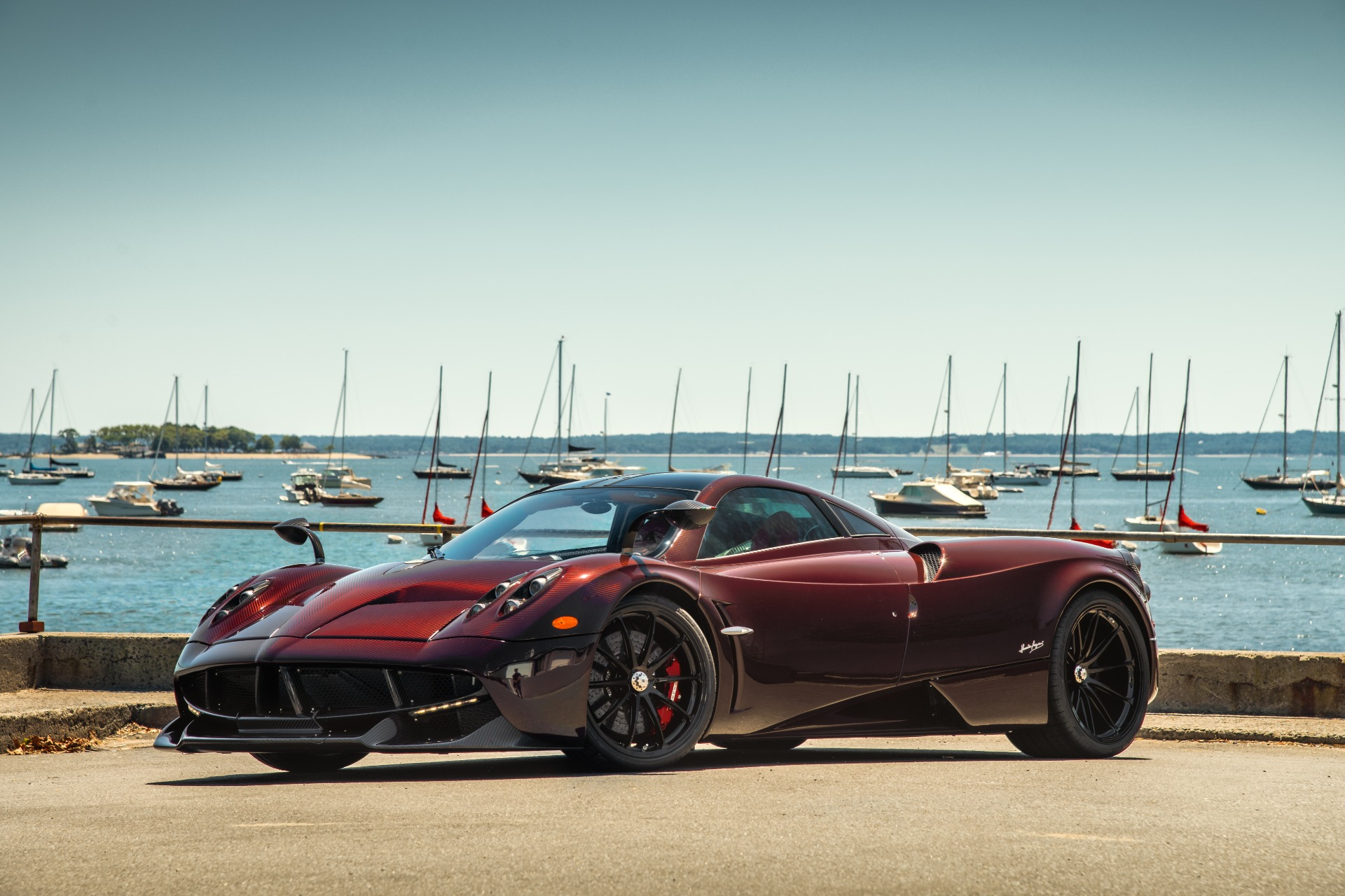 Used 2014 Pagani Huayra Tempesta for sale Call for price at Maserati of Greenwich in Greenwich CT 06830 1