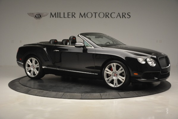 Used 2014 Bentley Continental GT V8 for sale Sold at Maserati of Greenwich in Greenwich CT 06830 10