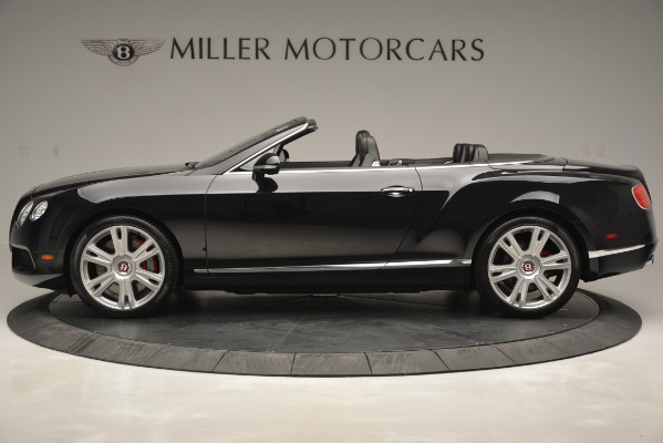 Used 2014 Bentley Continental GT V8 for sale Sold at Maserati of Greenwich in Greenwich CT 06830 3