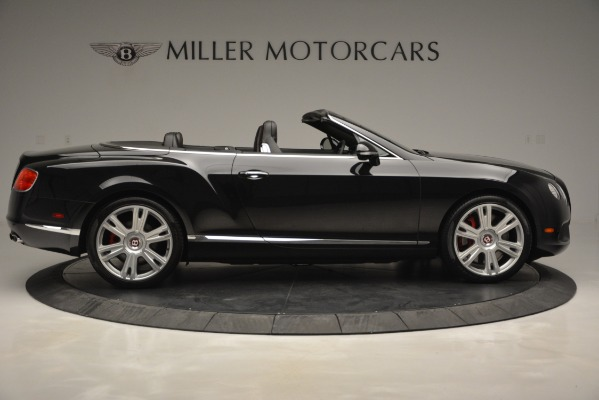Used 2014 Bentley Continental GT V8 for sale Sold at Maserati of Greenwich in Greenwich CT 06830 9