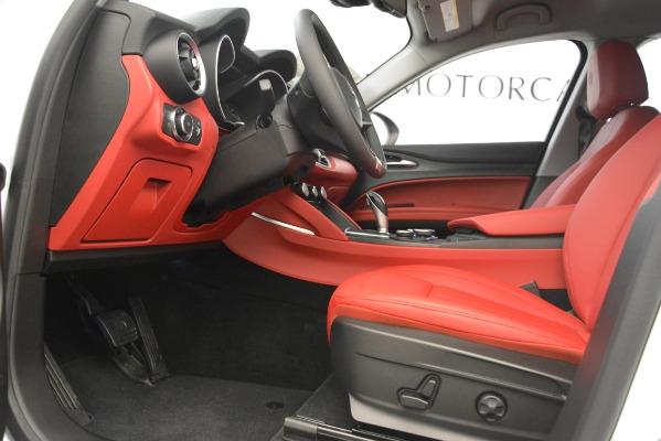 New 2019 Alfa Romeo Stelvio Q4 for sale Sold at Maserati of Greenwich in Greenwich CT 06830 14