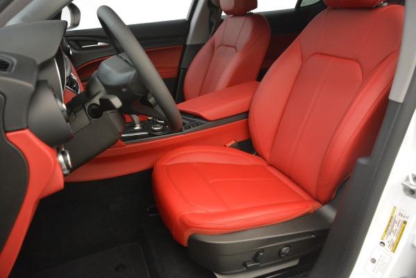 New 2019 Alfa Romeo Stelvio Q4 for sale Sold at Maserati of Greenwich in Greenwich CT 06830 15
