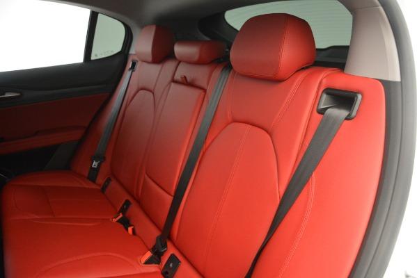 New 2019 Alfa Romeo Stelvio Q4 for sale Sold at Maserati of Greenwich in Greenwich CT 06830 20
