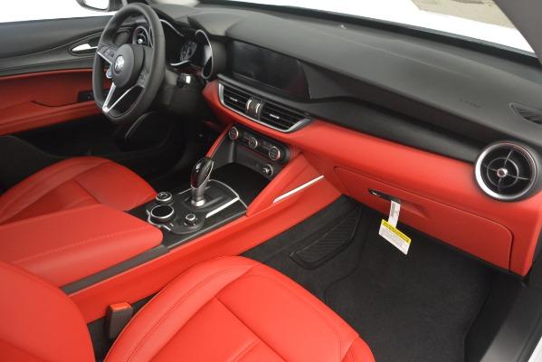New 2019 Alfa Romeo Stelvio Q4 for sale Sold at Maserati of Greenwich in Greenwich CT 06830 22